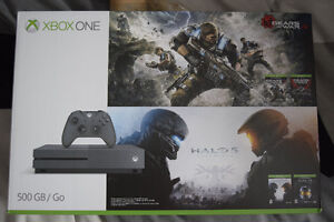 New and Unopened - XBOX ONE S Bundle - NO TAXES