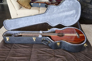 kronbauer 5 String Bass Koa Acoustic
