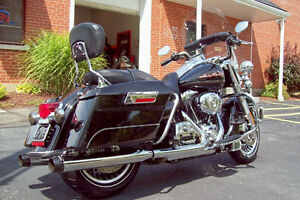 Harley Davidson's Best in Town Cruiser and Hiway Tour Bike