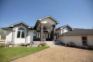 Custom Built Bungalow in Strathcona County