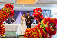 Chinese Lion Dance - Wedding Lions