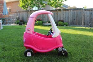 Kids Push Car