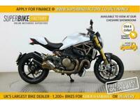 2014 14 DUCATI MONSTER 1200 S - PART EX YOUR BIKE