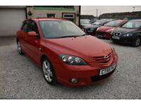 Mazda Mazda3 2.0 Sport 5 DOOR 2005MY+RED++STUNNING++