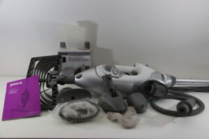 Shark Steam Cleaner W/ Accessories & Manual