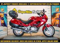 2002 02 HONDA NT650V DEAUVILLE 650CC 0% DEPOSIT FINANCE AVAILABLE