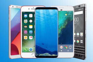 Buying used or broken iPhones and Samsungs
