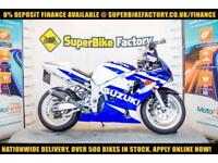 2001 51 SUZUKI GSXR600 600CC 0% DEPOSIT FINANCE AVAILABLE