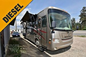 2008 Holiday Rambler Vacationer 34XLSBD