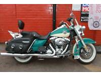 2009 09 HARLEY-DAVIDSON FLHRC 1584CC ROAD KING *FINANCE AVAILABLE*