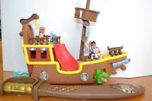 Fisher-Price Disney's Jake and The Never Land Pirates - Bucky