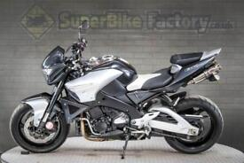 2009 09 SUZUKI GSX1300R B-KING 0% DEPOSIT FINANCE AVAILABLE