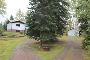 House For Sale in Houston BC 1.32 Acres