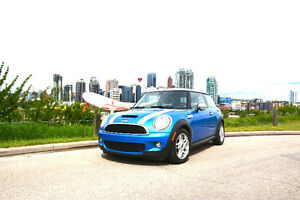 2007 MINI Cooper S Coupe (2 door) With Sunroof