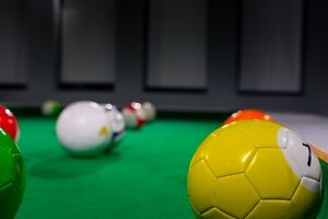 SOCCER POOL IS HERE !!! - VAUGHAN MALL LOCATION