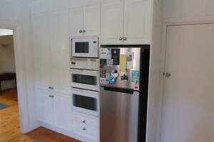 Solid kitchen including built-in appliances Beaumont Burnside Area Preview