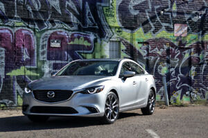 The Perfect Family Car - The Mazda 6