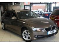 2013 63 BMW 3 SERIES 2.0 318D SPORT TOURING 5D 141 BHP DIESEL