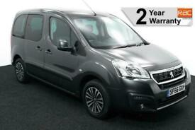 image for 2017(66) PEUGEOT PARTNER 1.6 BLUEHDi ACTIVE TEPEE WHEELCHAIR ACCESSIBLE WAV