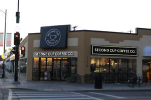 Newly Renovated Second Cup Coffee Co - Franchise / Cafe for Sale