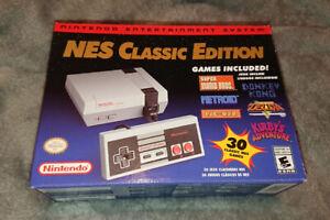 NEUVE Nintendo NES Classique Mini NES Classic