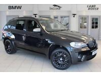 2010 60 BMW X5 3.0 XDRIVE40D M SPORT 5DR AUTO 302 BHP DIESEL
