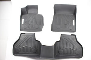 2011-2017 BMW X3 Floor Mats Liners (Weather Tech Style) for Snow
