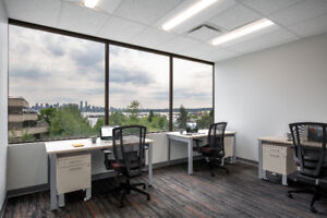 Brand New Office Space now open in North Vancouver!