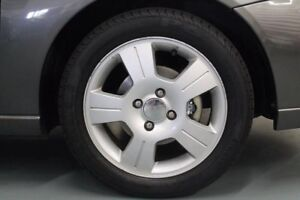 4 16 inch alloy rims  fits 4 bolt with center caps
