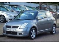 2006 06 SUZUKI SWIFT 1.5 GLX VVTS 3D 101 BHP
