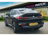 2019 BMW X4 M M COMPETITION AUTO SUV Petrol Automatic