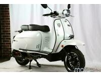 Royal Alloy GP 300cc ABS LC Modern Classic Retro Automatic Scooter For Sale