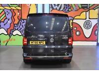 2016 VW TRANSPORTER T6 T30 LWB 2.0TDI 160PS HIGHLINE P/V SPORTLINE PACK BLUE