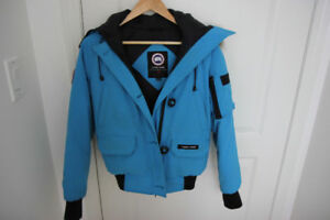 Canada Goose Female Bomber - Blue -XS