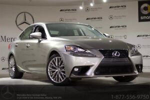 2015 Lexus IS250 AWD Premium Package