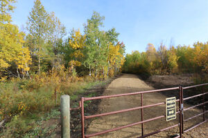 Strathcona County Acreage Land NOT IN SUBDIVISION
