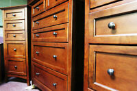 Dressers and Chest of Drawers.