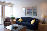 Two Bedroom Executive Suite on Sylvan Lake