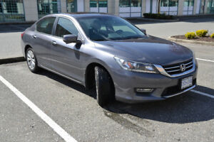 Honda Accord 2013 no accidents
