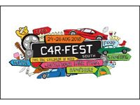 Carfest South - BARGAIN - VIP Family Weekend Camping + Additional 2Ad+1Ch Ticket Bundle