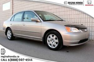 2002 Honda Civic Sedan LX-G at