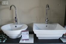 Various Brand New Ceramic China Above Counter Basins Empire Bay Gosford Area Preview