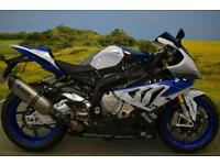 BMW HP4 Carbon 2013 **AKRAPOVIC EXHAUST, CARBON EDITION, 2307 MILES **