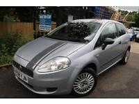 Fiat Punto 1.2 Active Silver 3 Door Long MOT Great First Car Finance Available