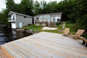 NEW PRICE!!  Waterfront  67 Trails End Rd Corbeil