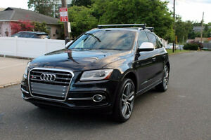 2014 Audi SQ5 Technik SUV, 65000km, no accidents, warranty