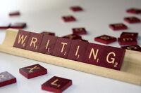 Editing and/Proofreading