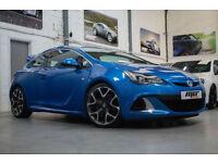 """Vauxhall Astra GTC VXR, 14 Reg, 15k, Arden Blue, Aero Kit, 20"""" Alloys, FSH."""