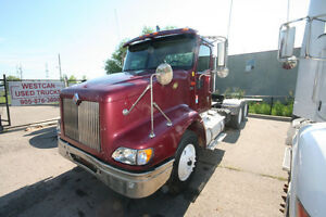 2005 International 9200  Heavy Axles