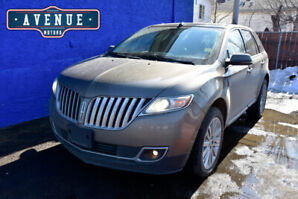 2012 Lincoln MKX Sport SUV, Crossover